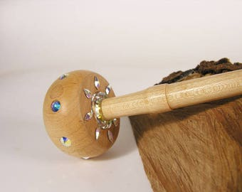 Galadriel Supported Spindle - Made to Order