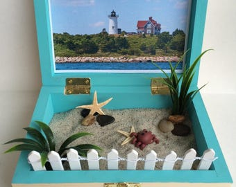 Cape Cod Zen Beach Garden ~ Massachusetts