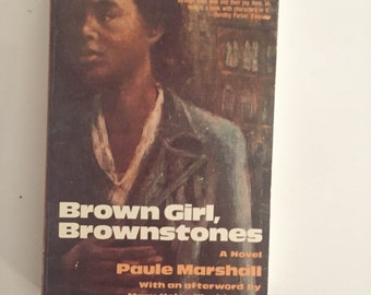 Brown Girl, Brownstones by Paule Marshall (1981, Paperback, Reprint)