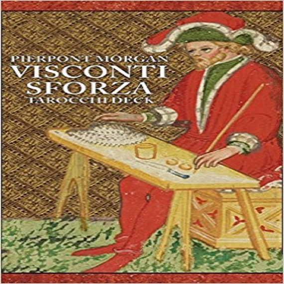 Visconti Sforza Pierpont Morgan Tarocchi Deck