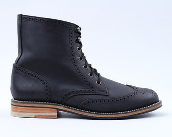 Charles Boot (Oiled Black)