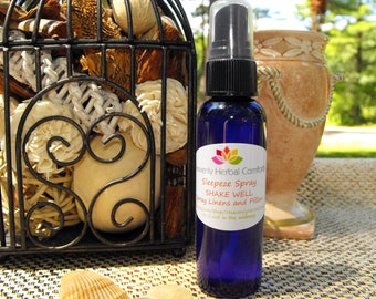 Heavenly Relaxing Spray - Essential Oil Blend - Lavender - Aromatherapy - Sleeping Aid - Christmas Gift - Hanukkah Gift
