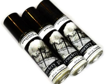 CEMETERY GATES Cologne Mens Fragrance Fall Halloween Line