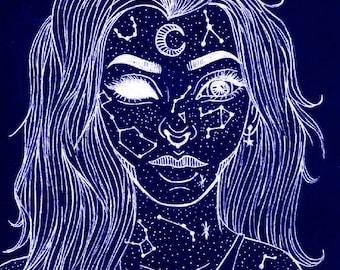 Soul Sister 1 Framed Print