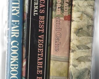 Vintage FARM JOURNAL Cookbooks  with Dust Jackets 4 Cookbooks