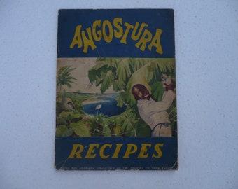 Angostura Recipes Booklet