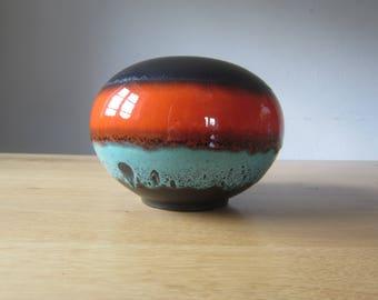 Ruscha-Ceramics Modern 60s vase 820/2