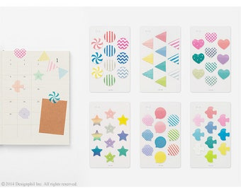 Decorative Sticky Notes, Planner Sticky Notes, Cute Sticky Notes, Post It Notes, Planner Stickers, Planner Accessories