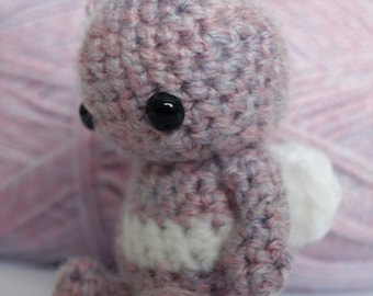 Bee - Amigurumi Crochet Pattern