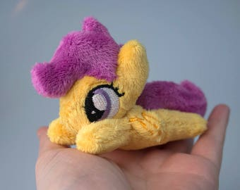 Scootaloo mini plush