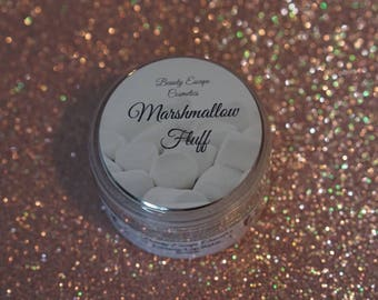 Luxury Lip Balm Scrub - Marshmallow Fluff
