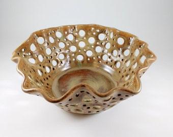 Coral Look Bowl