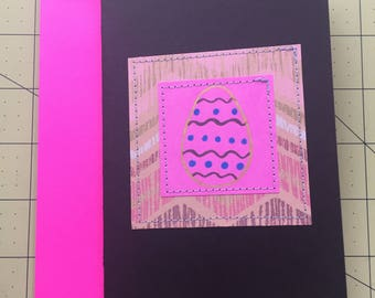 Jelly Beans - Easter Card