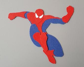 Spider-man: magnet or sticker