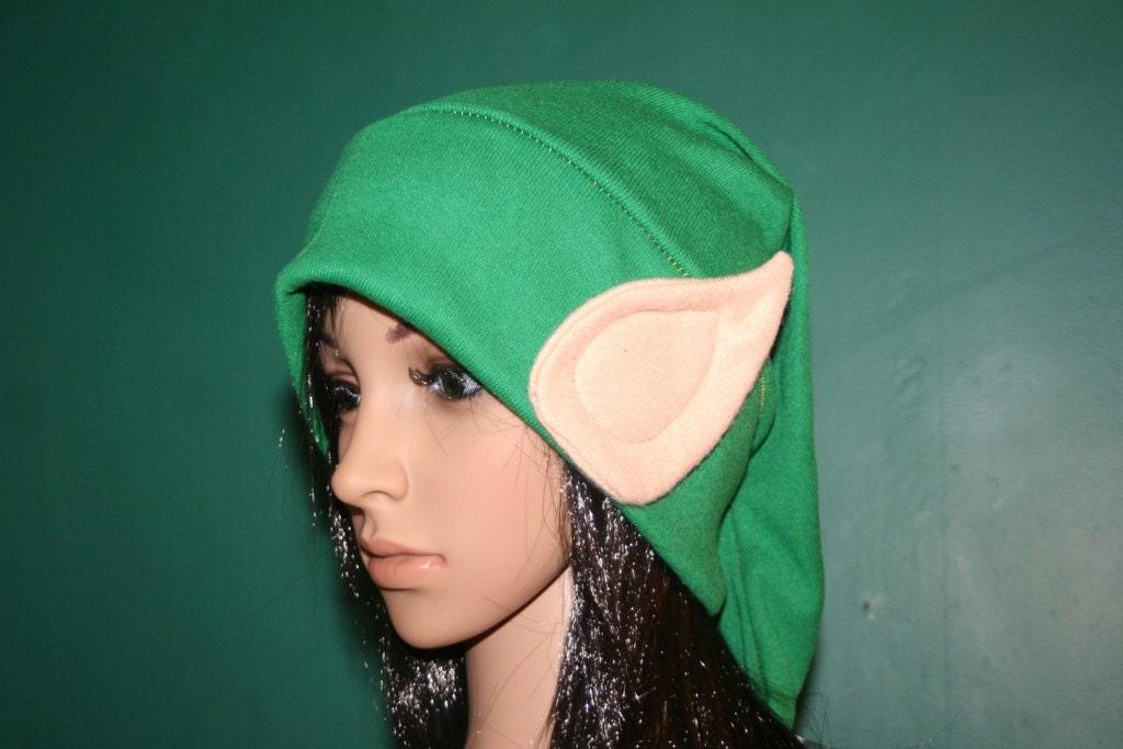 Link Legend of Zelda Video Game Character Lightweight Green
