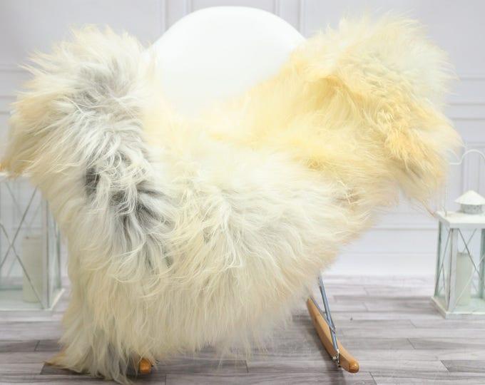 Icelandic Sheepskin | Real Sheepskin Rug | I ivory Sheepskin Rug | Fur Rug | Christmas Decorations #TADISL10