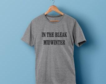 In The Bleak Midwinter Peaky Blinders - T-Shirt