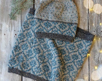 Sale! Templet Knitting Kit 12 Days of Winter