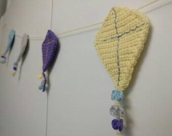 Crochet Kites banner