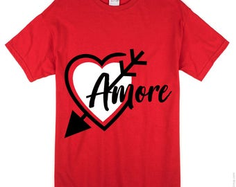 "Creative T-shirts | ""Amore"" 