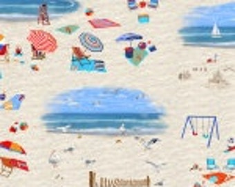 Blank quilting corp. - fun in the sun 8302 ivory