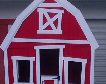 The Barn Playhouse