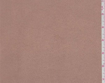 Light Copper Microsuede, Fabric By The Yard