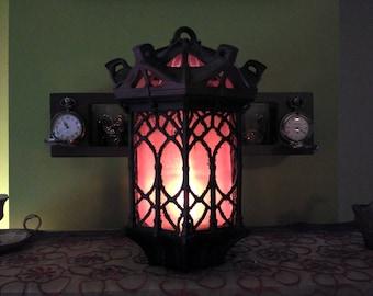 3d printed gothic lantern