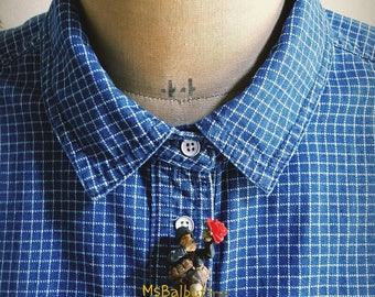 Soldier with Love(Brooch)