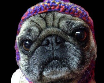 Custom Dog Hat - Made to Order - Barkclava Dog Hats - You choose the colors