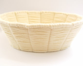 Merino Wool Newborn Photography Posing Bowl