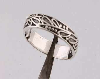925 sterling silver band ring (gift ring)