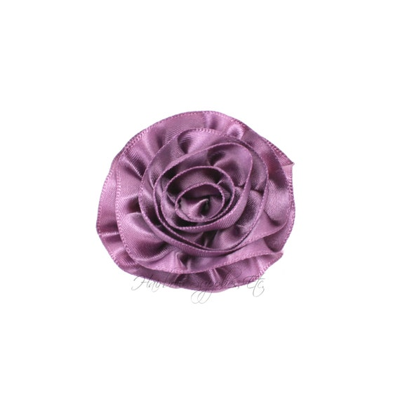 Violet rose ruffle silk flowers 2 inch violet flowers violet hair violet rose ruffle silk flowers 2 inch violet flowers violet hair flowers violet silk flower purple flower violet hair accessories from mightylinksfo