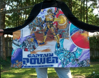 Captain Power Chef Apron