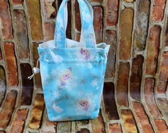 Girls Purse | Toddler Purse | Girls Tote Bag | Birthday Gift  | Mini Tote | drawstring purse
