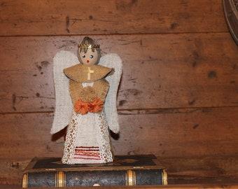 Handmade angel doll Gift doll Art doll