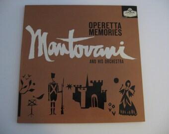 Mantovani - Operetta Memories - Circa 1960
