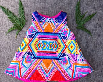 Mexi Smock Top size 3