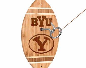 Brigham Young University BYU Cougars Tiki Toss