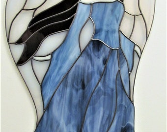 Angel Stained Glass Suncatcher