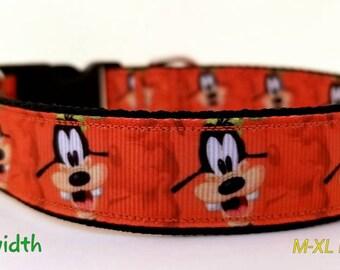 Another goofy dog collar