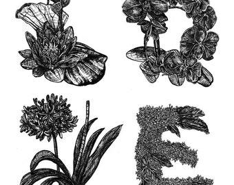 LOVE - Giclée art print