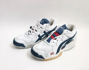 Vintage Asics Gel-Afterburner MT Running Shoes Womens Size 5.5 Deadstock  NIB 1996