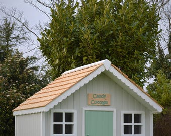 Candy Cottage Playhouse
