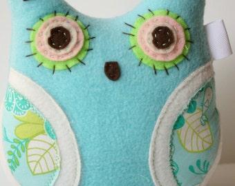 Lil Blue - Owl Plushie