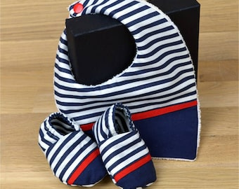 0-3 months sailor set