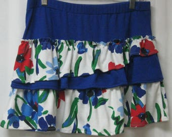 Plus-size girl's skirt