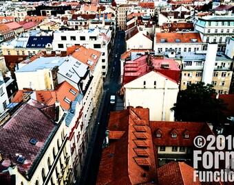 photography, street photography, digital, Czech Republic, urban, metro, city, street, lifestyle, high contrast, Prague
