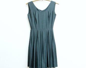 1950s Formal Dress