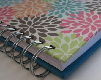 Address Book - Address Book Tabs - Email Address Book - Address Phone Book - Unique Address Book - Replacement Labels - Colorful Mums